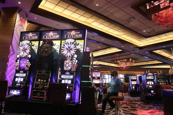 Online Gaming Experience Guaranteed At Vegas