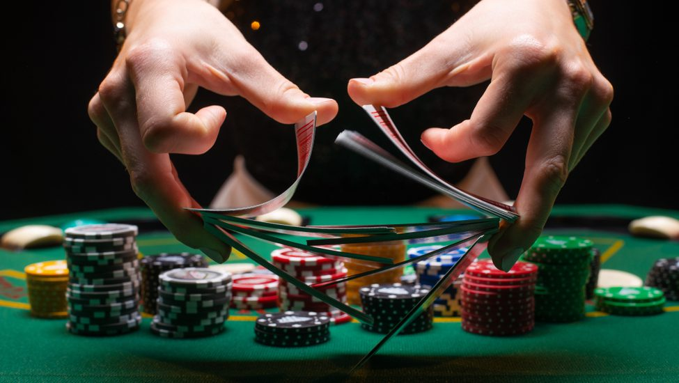 Prime Books Regarding Casino Poker